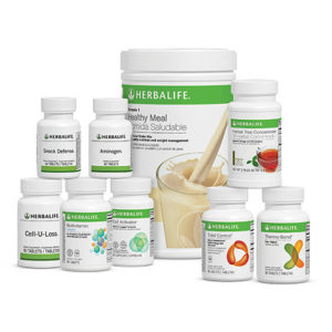 herbalife ultimate program